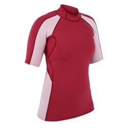Women's HydroSkin Shirt - S/S - 5073_womenhydrocraneberry_1264598921