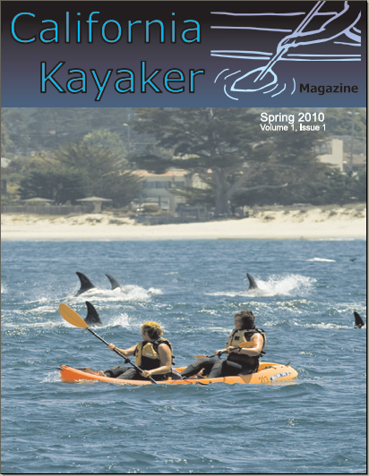 New free, regional kayaking magazine for California - 5743_CKMRissoCovershot_1272400786