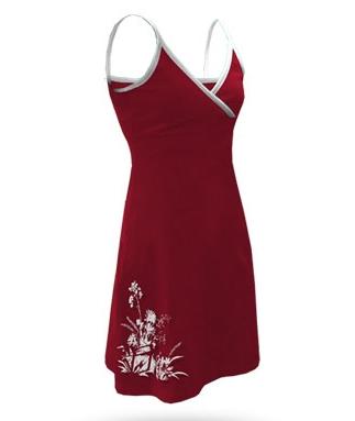 Wildflower Sundress - 4865_sundressred_1291998101