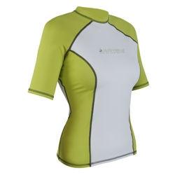 Women's HydroSilk Shirt - S/S - 4834_hydrogreengren_1264157705