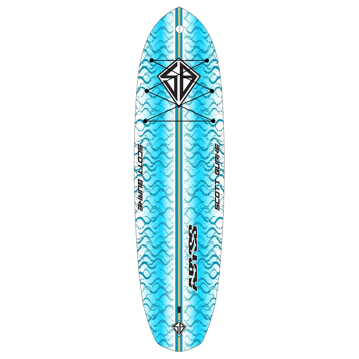 SB Abyss SUP 9'0""
