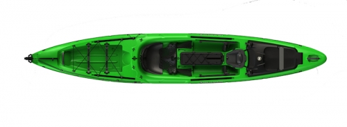Wilderness Systems' All-New Thresher Open Water Fishing Kayak Now Available at Retailers - _thresher-new-1414429115