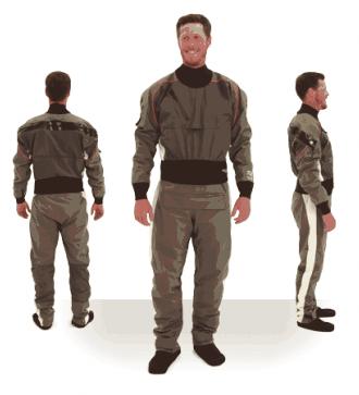 Icon Dry Suit - Men - Custom - _icon-drysuit-1415811568