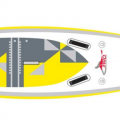 River Pro Opae 10'0 Inflatable
