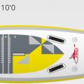 "iSUP River Pro Opae 10'0"""