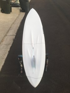 SUP Unlimited Board Cover 18'