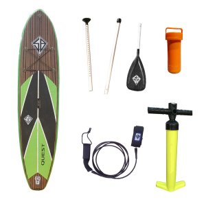 """SB Quest Inflatable SUP 11'0"""""""