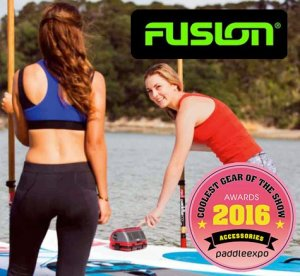 Fusion Wins Coolest Product of the Show at Paddle Expo
