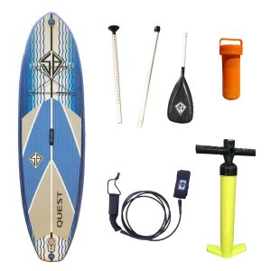 """SB Quest Inflatable SUP 9'0"""""""