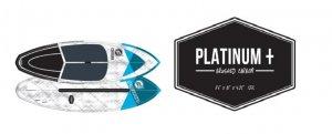 """Platinum Plus 8'6"""""""