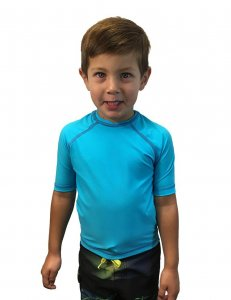 Toddler Koredry Short Sleeve Rashguard
