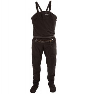 Gore-Tex® Whirlpool Bib with Relief Zipper and Socks