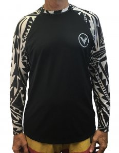 Men's Koredry Tribal Long Sleeve