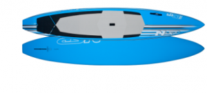 DC SUP Surf Brushed Carbon 14'0""