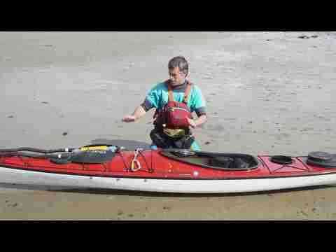 Setting up your sea kayak deck with Phill Clegg