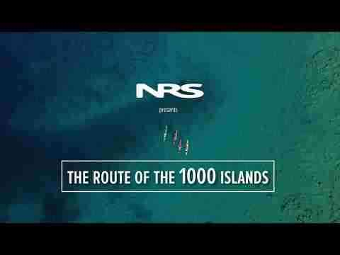 Teaser II - The Route of the 1000 Islands - sea kayaking adventure in Croatia