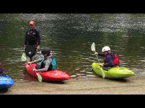 Learn to Paddle Whitewater Kayak - Portland, Oregon