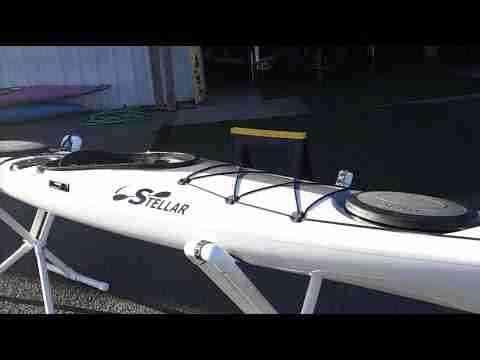 Stellar Intrepid 18 - Advantage Kayak Review