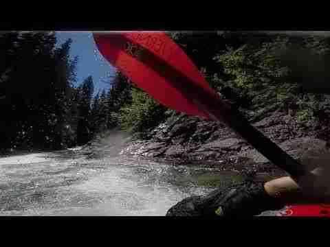 World Kayak River Guide -  Cooper Creek