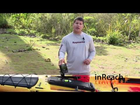 How to Set Up a Raymarine Dragonfly Fishfinder