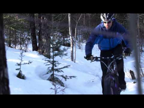 Fat Biking with Cam Dube