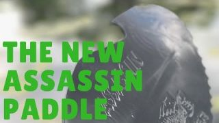 the NEW Assassin Kayak Paddle is here!