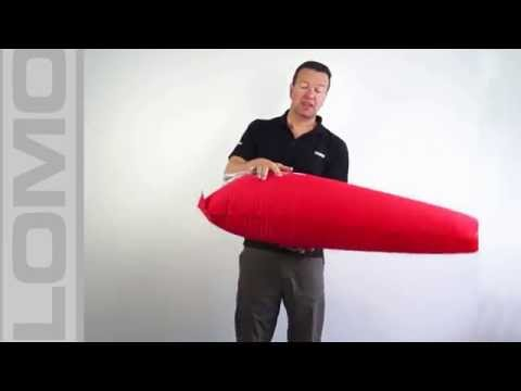 Kayak Buoyancy Bag - Main Hatch. Size 14