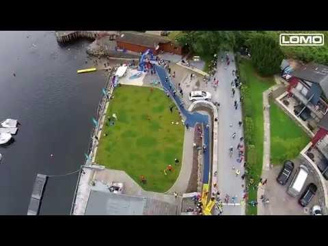 Aberfeldy Middle Distance Triathlon 2015 Short Version