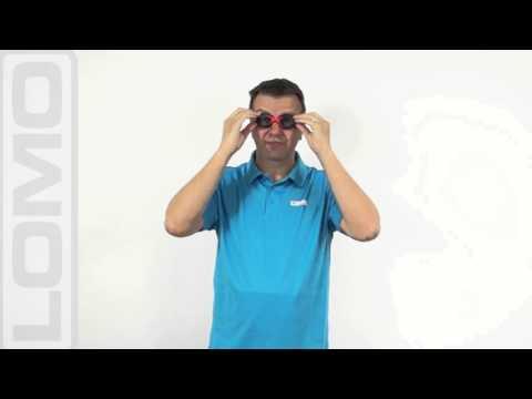 Lomo Vector Swimming Goggles