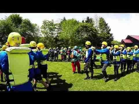 Kayak Raft Race 2018 Hokkaido Outdoor Adventures
