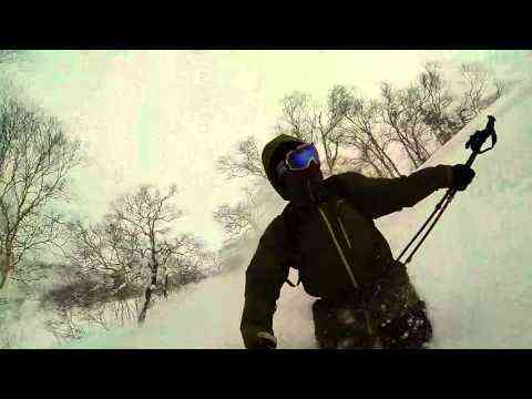 Asahidake Backcountry Skiing & Snowboarding with Hokkaido Outdoor Adventures