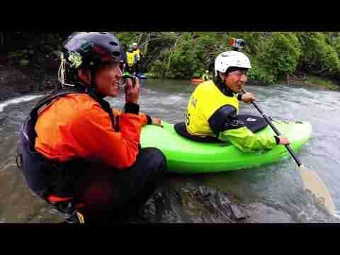 HOA Extreme Whitewater Challenge in Hidaka 2017 エクストリーム・ホワイトウォーター・チャレンジ in 日高