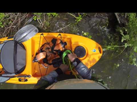 Speedloader Throwbag Save on the Cheoah River
