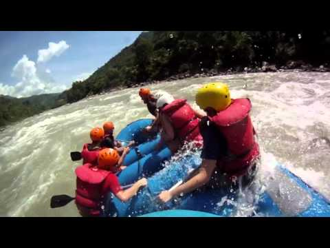 Trisuil Rafting in the Monsoon, Nepal