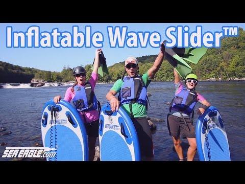 Sea Eagle Inflatable Wave Slider™