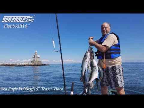 Sea Eagle FishSkiff16™ Teaser Video