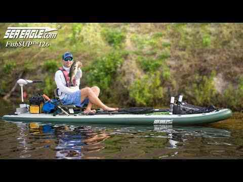 Sea Eagle FishSUP™ 126 - The Search For Bass (Episode 1 of 2)