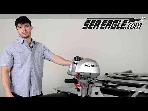 Sea Eagle and the Honda 2 3