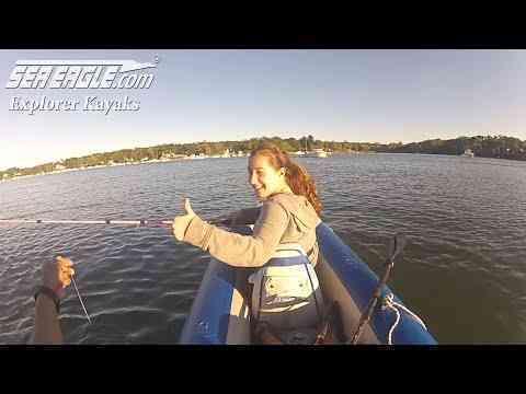 Sea Eagle Explorer Kayaks - Take Your Kids Fishing!