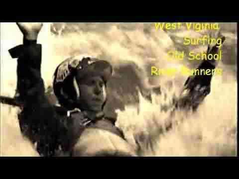 Old School Runner Rivers West Virginia Surf 90s