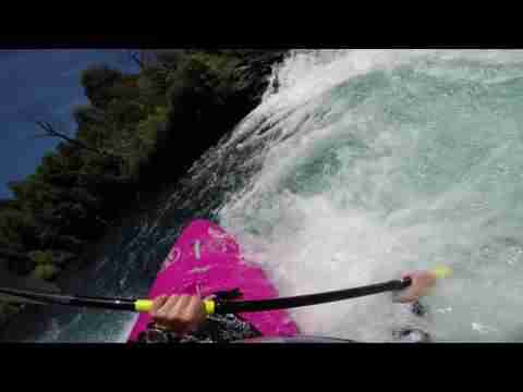 The Jackson Kayak Antix in Chile