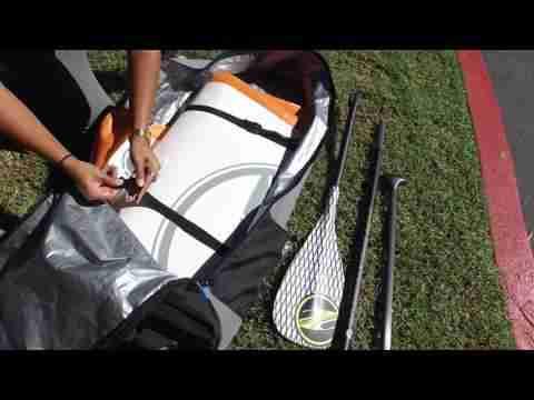 Boardworks Rolling Travel Bag
