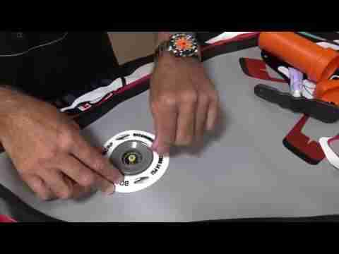 Boardworks inflatable SUP valve info