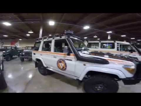 Toyota Ever-Better Expedition: Land Cruiser Heritage Museum