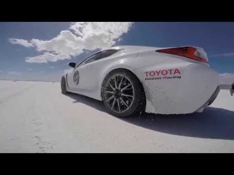 Toyota Ever-Better Expedition: Bonneville Salt Flats