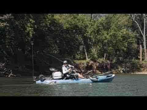 Kayak Fishing for Ozarks Bronzebacks - Hooked On Wild Waters S4, EPISODE 6