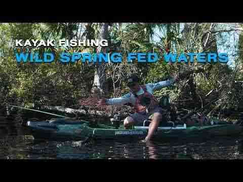 Kayak Fishing Wild Spring Fed Waters - Hooked on Wild Waters S5 E2