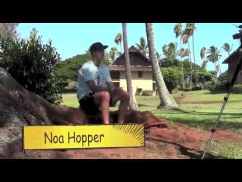 Noa Hopper - Supconnect Editor's Choice Awards Grom of the Year 2015 Nominee