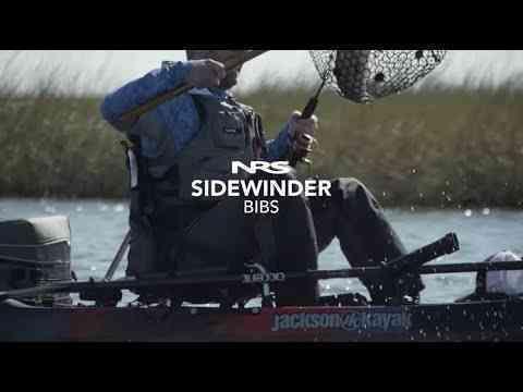 NRS Sidewinder Dry Bibs