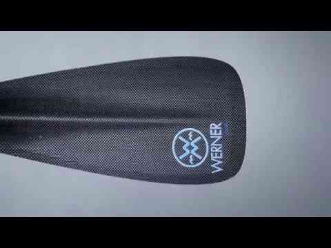 Werner Paddles  Trance SUP Paddle HD